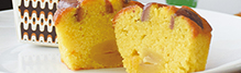 くまもとマロンフェスタ(栗のカップケーキ)
